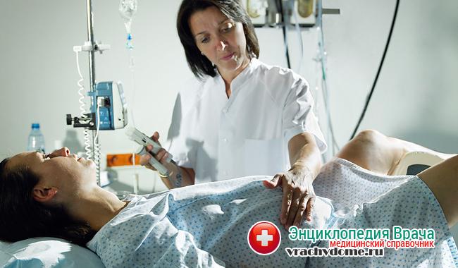 Оказание врачебной помощи при преэклампсии у беременной