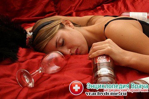 алкогольная зависимость симптомы