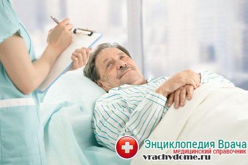 Пролежни - симптомы, причины, лечение