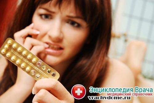 гормональные препараты при сбоях