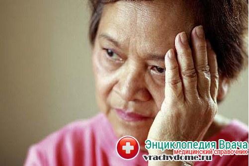 деменция симптомы