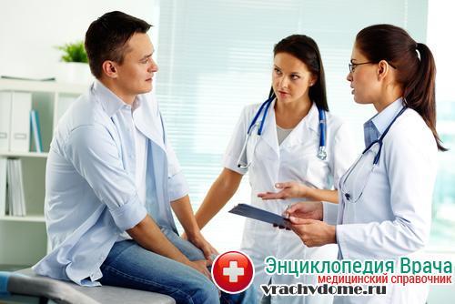 диагностика уретрита