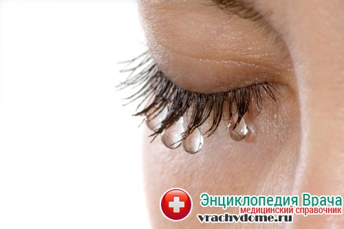 симптомы дакриоцистит