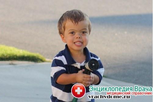 карликовый рост ребенка