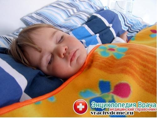 народные средства при кашле у ребенка ночью