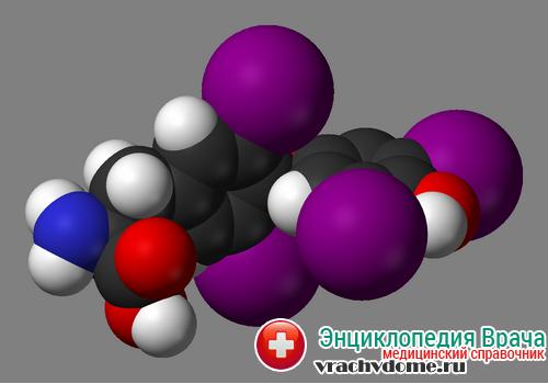 лечение тироксином