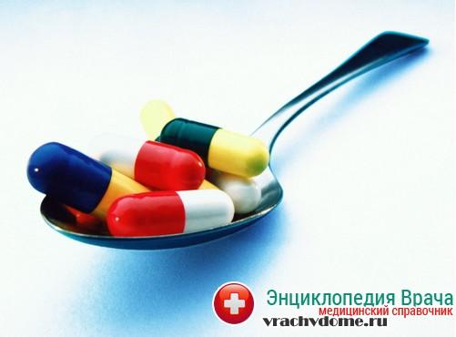 лечение болезни