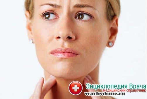 Гнойная ангина - симптомы, причины, лечение