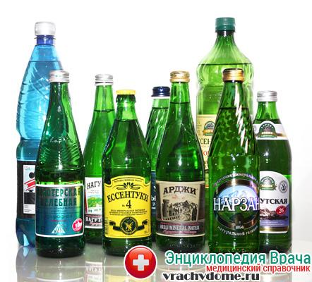 Лечение предполагает использование воды с щелочью (Боржоми, Ессентуки)