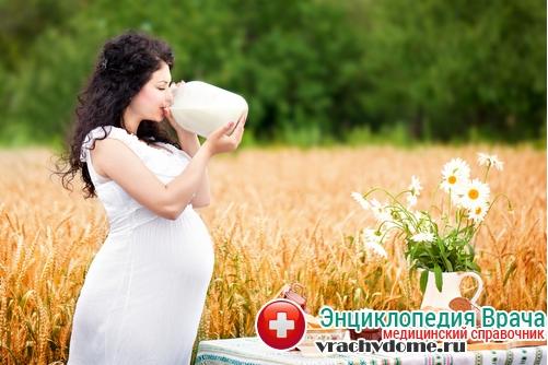 народные средства при вздутии живота беременность