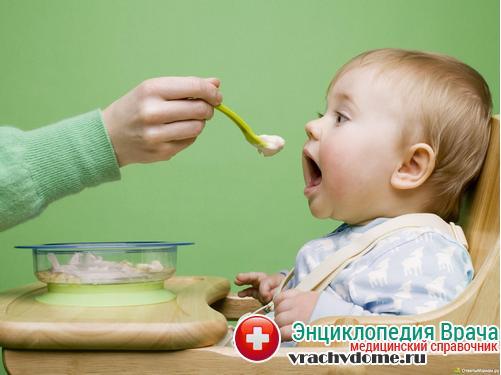ребенок плохо набирает вес почему