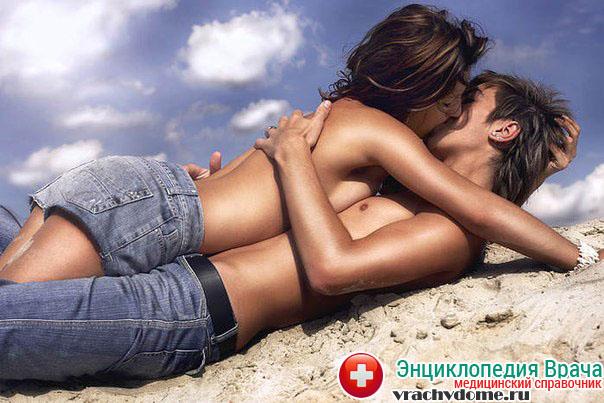 Секс от простатита