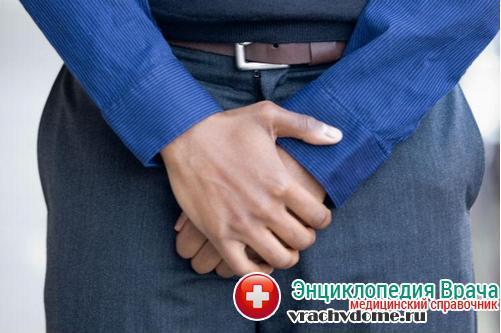 симптомы варикоцеле