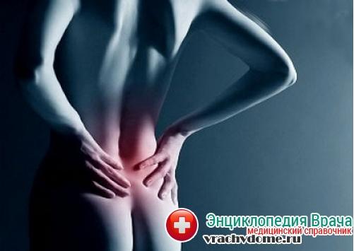 симптомы межпозвоночной грыжи поясничного отдела