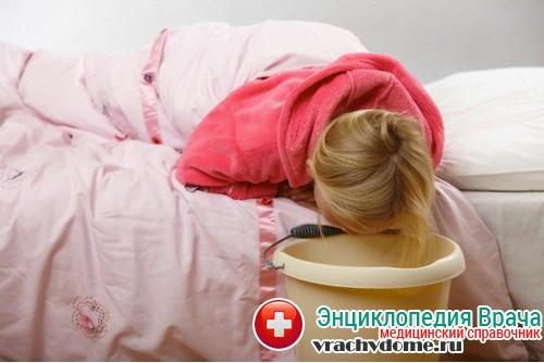 Ротавирусная инфекция - симптомы, причины, лечение