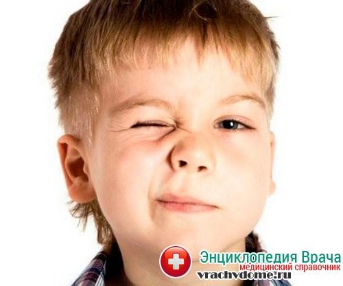 синдром туретта лечение