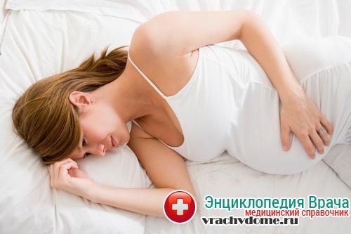 тянущие боли при беременности
