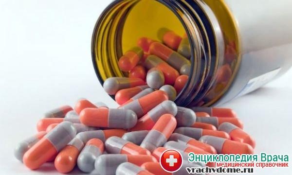 Антибиотики при дивертикулезе кишечника