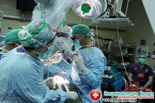 Лечение рака груди хирургическим методом