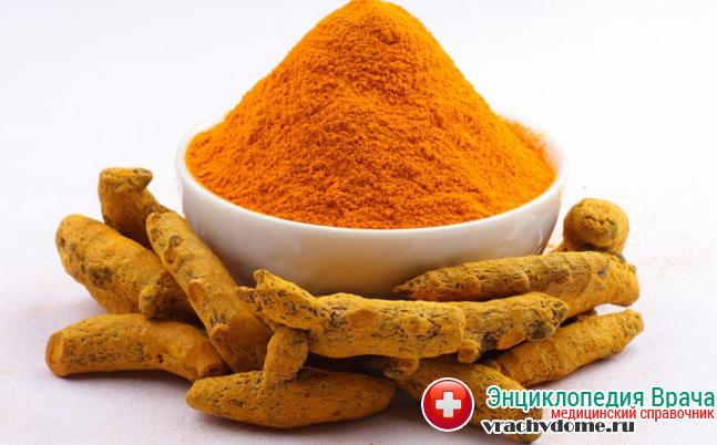 Куркума - эффективное средство при тендените, снимает воспаления в суставах и связках, а также во всем организме