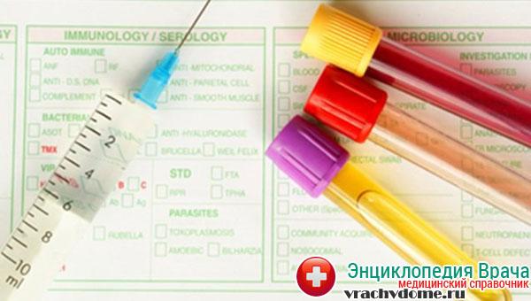 Наличие крови в моче