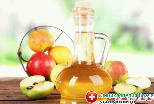 Яблочный уксус для пищеварения