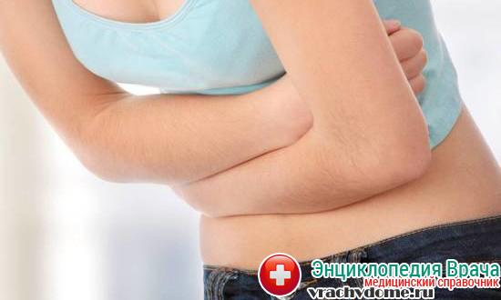 Амилоидоз кишечника сопровождается болями в животе