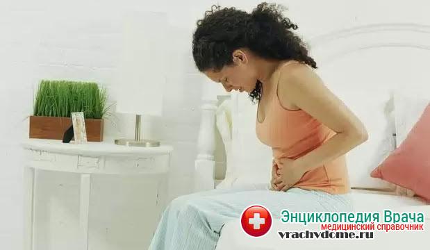 Болевые ощущения в области желудка, кишечника - признаки заболевания