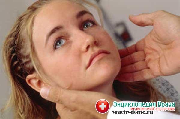 Мононуклеоз симптомы и способы лечения