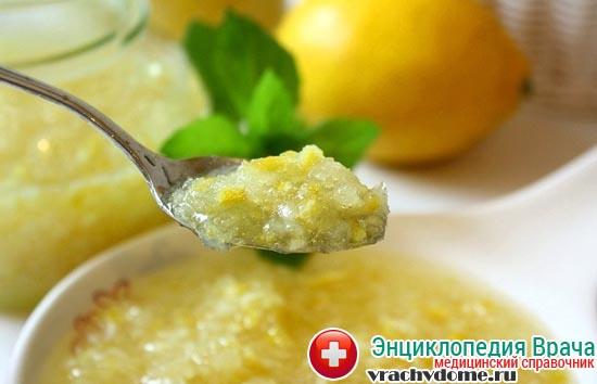 Лимон - популярное народное средство в лечении болезни