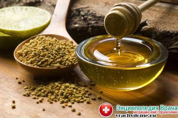 Лечение медом и прополисом