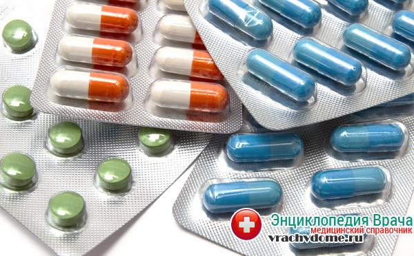 Медикаментозное лечение амилоидоза
