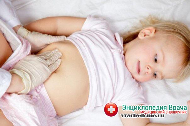Ротавирусному гастроэнтериту наиболее подвержены дети