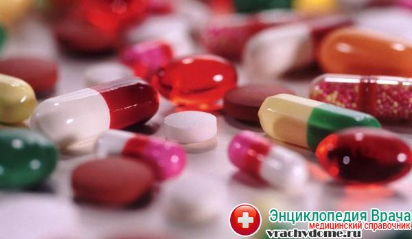 Антибиотики при уретрите