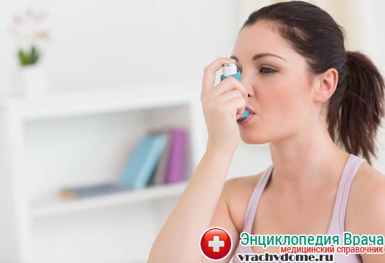 препараты купирующие приступы бронхиальной астмы