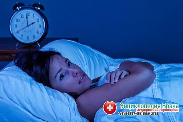 Проблемы со сном