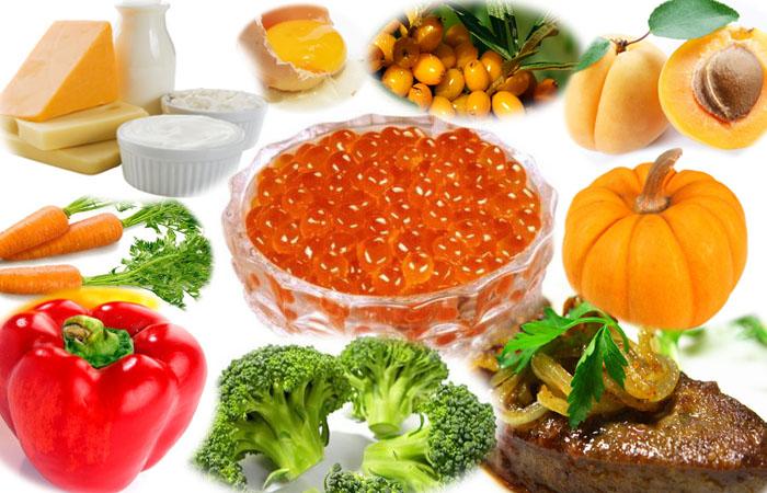 foto-produktov-soderzhaschih-neobhodimye-dlya-volos-vitaminy