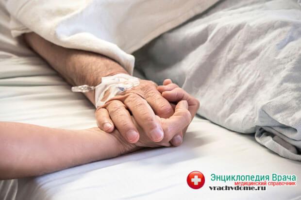 Признаки скорой смерти больного