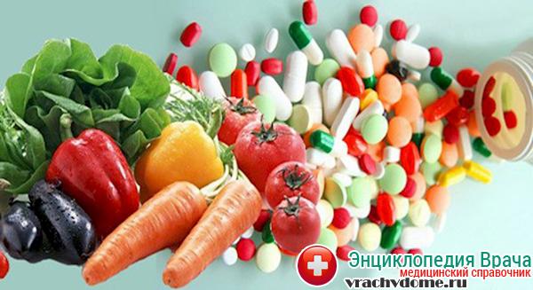 Витамины при менопаузе обязательно должны присутствовать в рационе