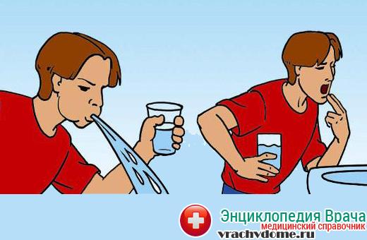При нарастании симптоматики уремии необходимо принять меры, которые позволят предотвратить интоксикацию организма, для удаления азотистых шлаков выполняется промывание желудка