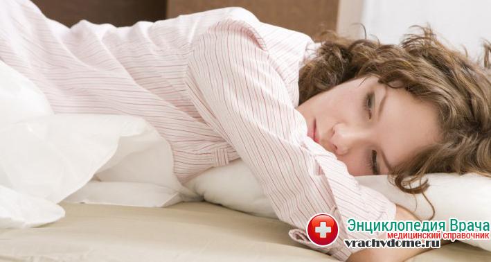 Общая слабость и быстрая утомляемость - одни из самых важных и первых симптомов болезни