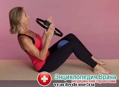 Тренировка мышц мочевого пузыря