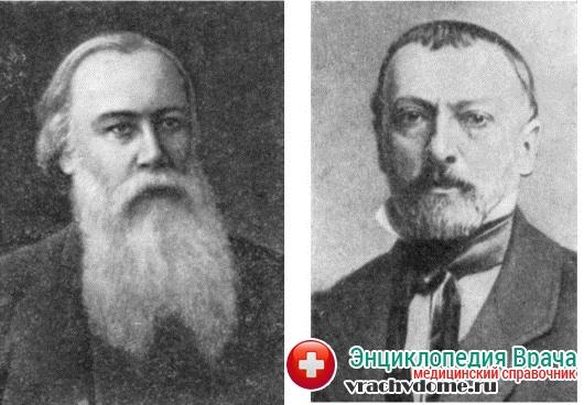 Бехтерев и Полотебнов