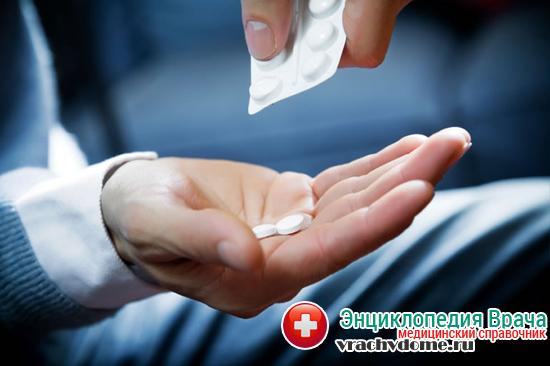 Для лечения используют антигистаминные, сосудорасширяющие препараты