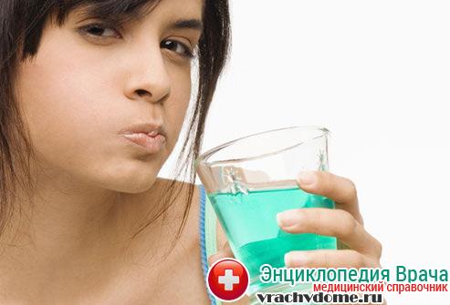 Гигиена рта обязательна для лечения и профилактики язвенного гингивита