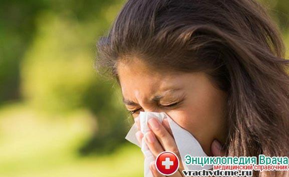 Предвестники астмы