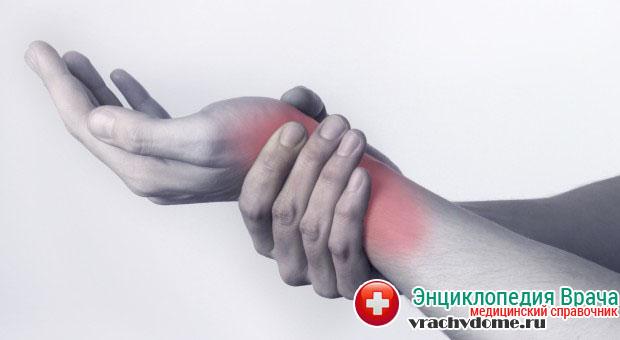 Локализацией тенеденита чаще всего являются места, где мышцы соединяются с костью, но бывают случаи, когда воспалительный процесс распространяется и по всему сухожилию