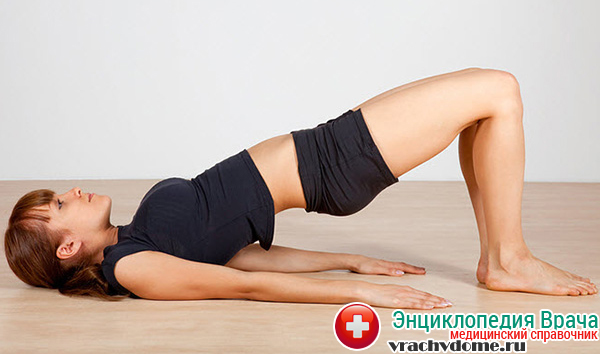 Упражнения для пищеварения