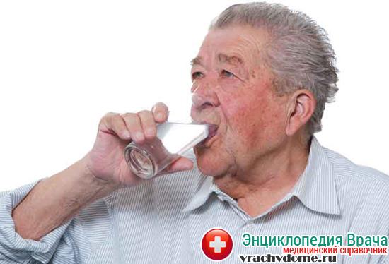 Пить раствор утром натощак