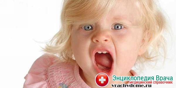 Синдром Туретта выражается различными тиками,